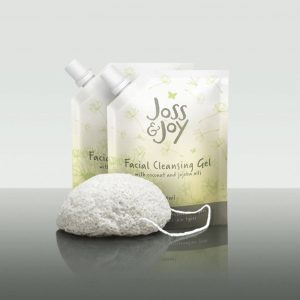 Joss and Joy Facial Cleansing & Konjac Sponge